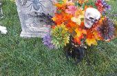 Ramo de Halloween fácil de último minuto en