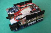 Arduino Shield de batería