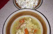 Fácil y deliciosa comida una cacerola