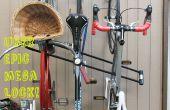 Modificado de bicicleta de bloqueo (también conocido como uber, épica, mega lock!)