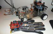 Handgesture controlar robot con brazo robótico