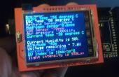 Cómo utilizar 2.4 pulgadas TFT LCD SPFD5408 con arduino MEGA 2560