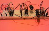 Dos circuitos de conmutación modo de alimentación basado en el 555 temporizador