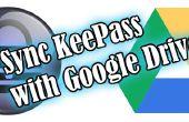 Configuración del Plugin de Google Sync para KeePass v.2.x