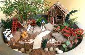 Accesorios de bricolaje jardín miniatura
