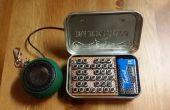 Sintetizador de temporizador NE555