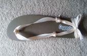 Sandalias de cinta fácil