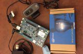 Guardería, vigilancia y seguimiento de sistema usando Kit de desarrollo de Intel Edison