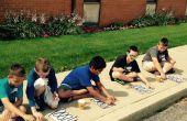 Calentador de agua Solar de niños