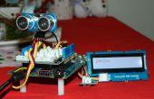 Edison de Intel: Distancia error - HC-SR04