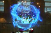 Jukebox holográfica (Intel IoT)