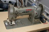 Cómo para limpiar su máquina de coser Industrial