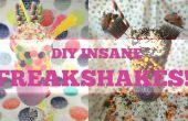 Cómo hacer Freakshakes - batidos Gone WILD!