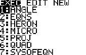 Introducción a la programación (usando una calculadora)