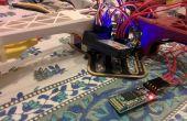 Bluetooth controlado Quadcopter con MultiWii