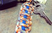 Paracord Keychain (Tutorial)