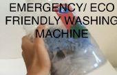Lavadora de emergencia