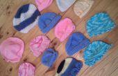 Sombreros del ganchillo