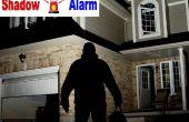 Alarma de sombra basado en Arduino