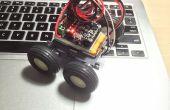 Basados en Arduino 4WD Bluetooth Microbot