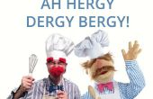 Cocinero sueco con un toque de Instructables | Instruir a un Muppet