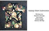 Crear una camiseta Galaxy