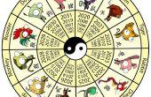 Como hacer cara de oveja - zodíaco chino Origami de papel