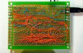 Cómo prototipo sin utilizar tableros del circuito impreso