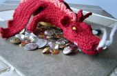 Crochet el dragón - Smaug de El Hobbit