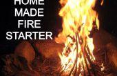 3 métodos para iniciador de fuego HOME MADE