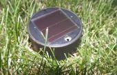 ¿Cómo: Cargador de batería Solar de tamaño de bolsillo