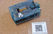 Un más barato ESP8266 WiFi Shield para Arduino y otros micros