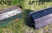 Repair an old chest