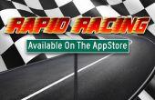 Rápida aplicación para iPad de carreras