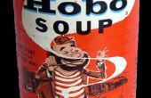 Sopa de tomate de Hobo