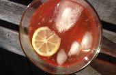 Pink limonada cereza
