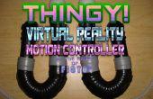 SONY Move 4 PC cosita! Controlador de movimiento de la realidad virtual $15
