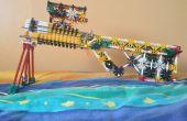 Compacto Chaos - un francotirador compacto K'Nex