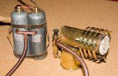 Lanzador de vapor