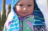 Ocupado el sombrero del bebé