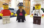 3D figura de Lego Ultimate impresos