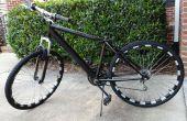 ¿Otro proyecto de bicicleta? ¿O una obra maestra?  OK, la ex...