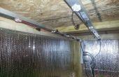 36W LED crecer barra de luz (viejo)