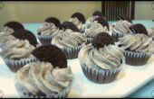 Cupcakes de Oreo | Josh Pan