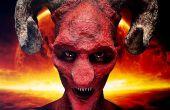 Dibujos animados de diablo - Tutorial de maquillaje SFX