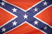 Cómo pintar una bandera rebelde (Confederado) en su vehículo