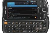 Optimizar el Samsung interceptar