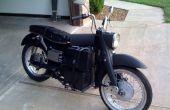 Construir una motocicleta eléctrica con un presupuesto