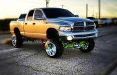 KVG Dodge cummins camión