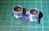 Sensores baratos: HC-SR04
